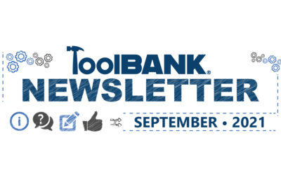 ToolBank Network News – September 2021